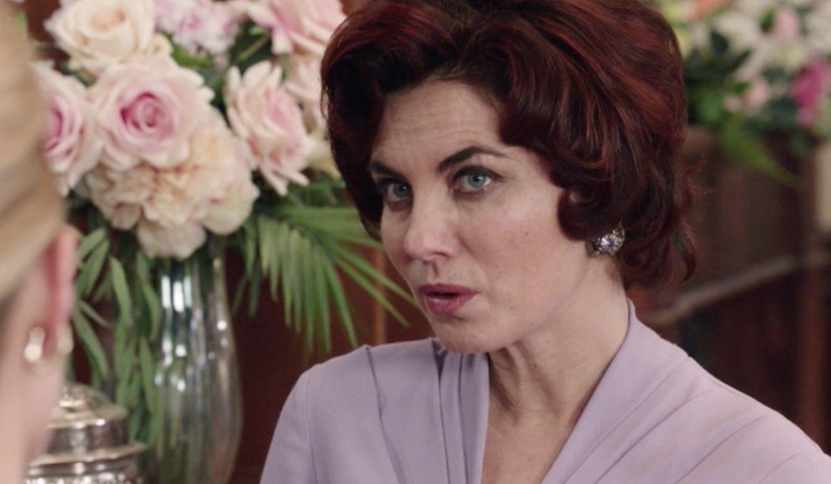 Il Paradiso Delle Signore 5, puntata 160: Adelaide Di Sant'Erasmo interpretata da Vanessa Gravina. Credits: Rai