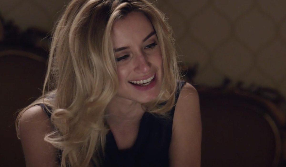 Il Paradiso Delle Signore 5, puntata 160: Ludovica Brancia Di Montalto interpretata da Giulia Arena. Credits: Rai
