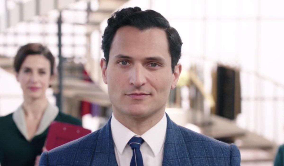Il Paradiso Delle Signore 5, puntata 160: Vittorio Conti interpretato da Alessandro Tersigni nell'ultima scena della stagione. Credits: Rai