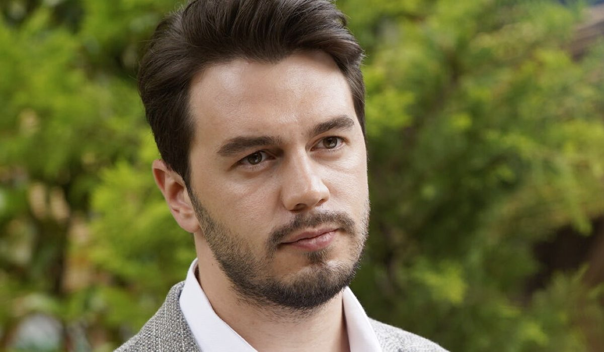 Ismail Ege Sasmaz (Kaan In Love Is In The Air). Credits: Mediaset