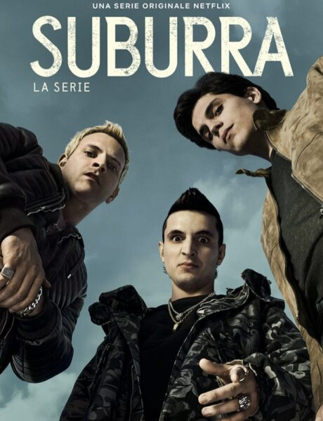 La Locandina Di Suburra- La Serie Credits: Netflix