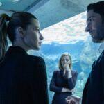 Lauren German e Tom Ellis In Lucifer 5 Credits: John P. Fleenor/Netflix