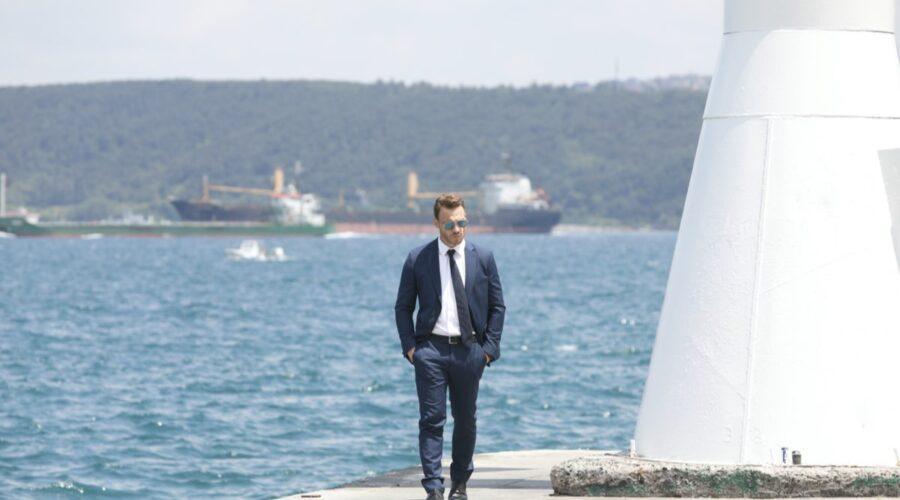 Love is in the Air, episodio 4: Serkan Bolat interpretato da Kerem Bürsin. Credits: Mediaset