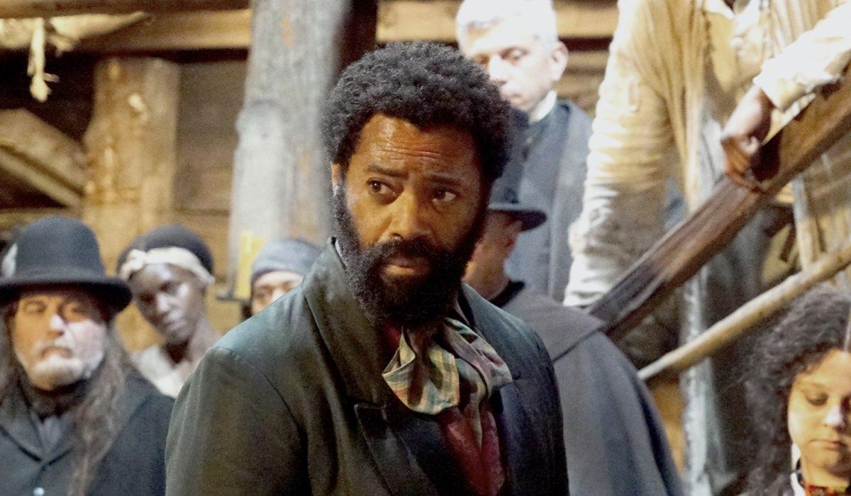 Nicholas Pinnock Interpreta John Ellis In Django Credits: Sky