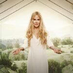 """Nicole Kidman nel poster di """"Nove Perfetti Sconosciuti"""". Credits: Amazon Prime Video."""