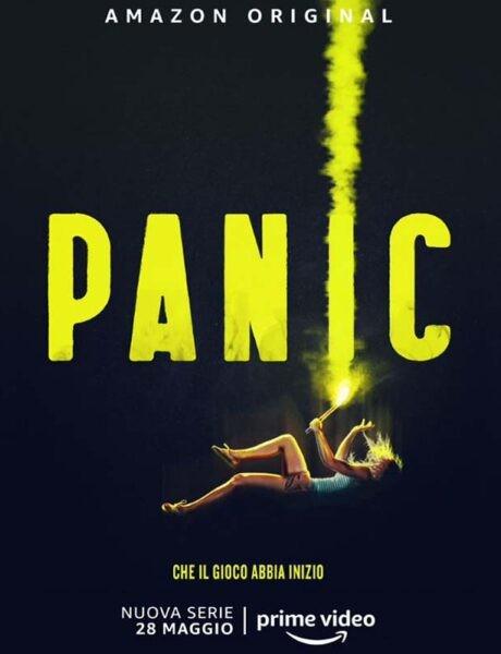 La locandina della serie TV Panic. Credits: Amazon Prime Video.
