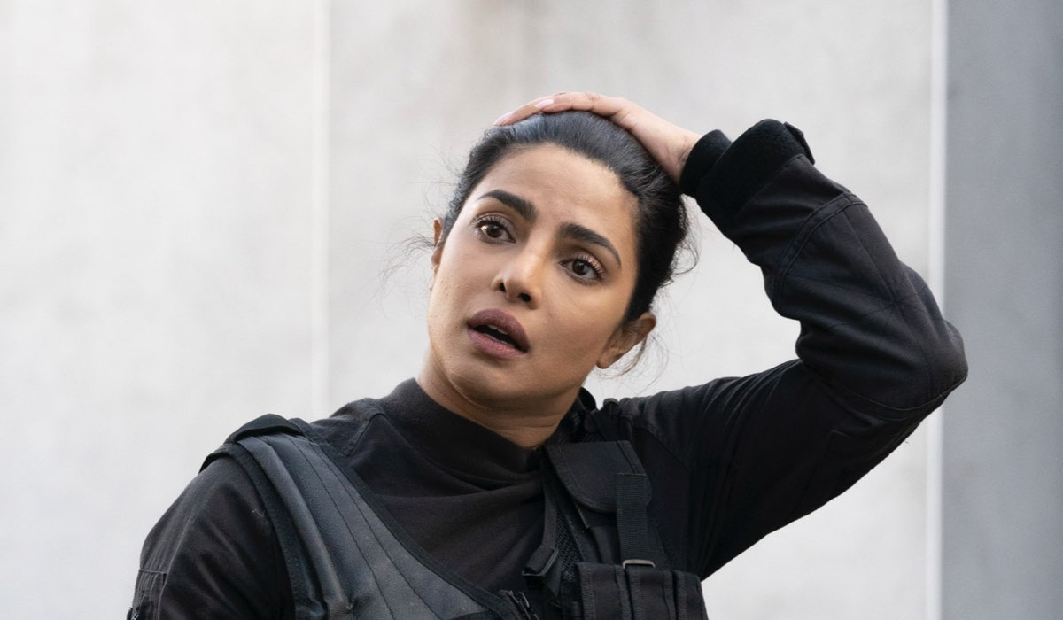 Priyanka Chopra interpreta Alex Parrish in Quantico. Credits: Disney+/Star