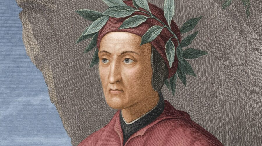 Ritratto Di Dante Alighieri. Credits: Stock Montage/Getty Images