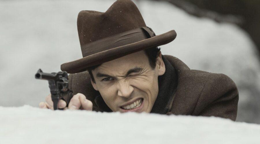 Santiago Spara In Una Vita Credits: Boomerang Tv