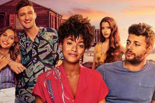 Il poster di Summertime 2. Credits: Netflix.
