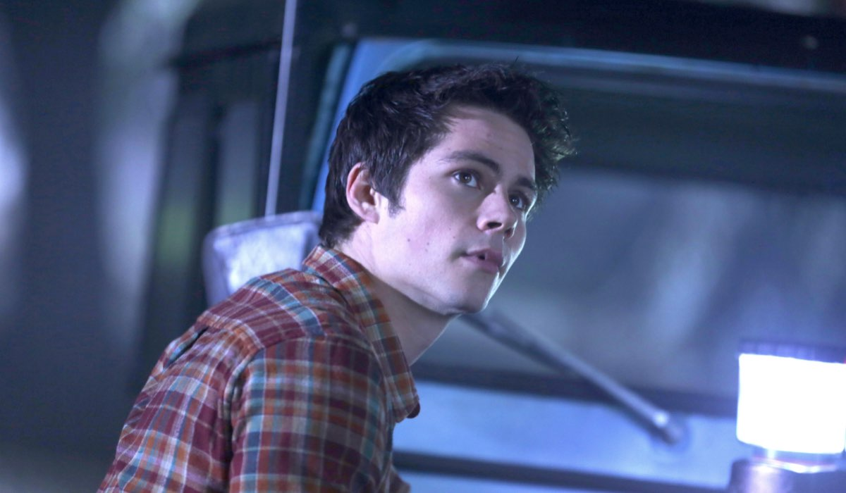 teen wolf dylan obrien courtesy of everett collection