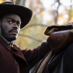 "William Jackson Harper in una scena di ""The Underground Railroad"". Credits: Prime Video."