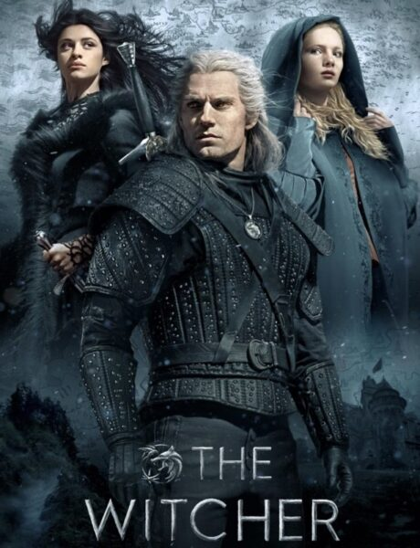 Poster di The Witcher. Credits: Netflix.