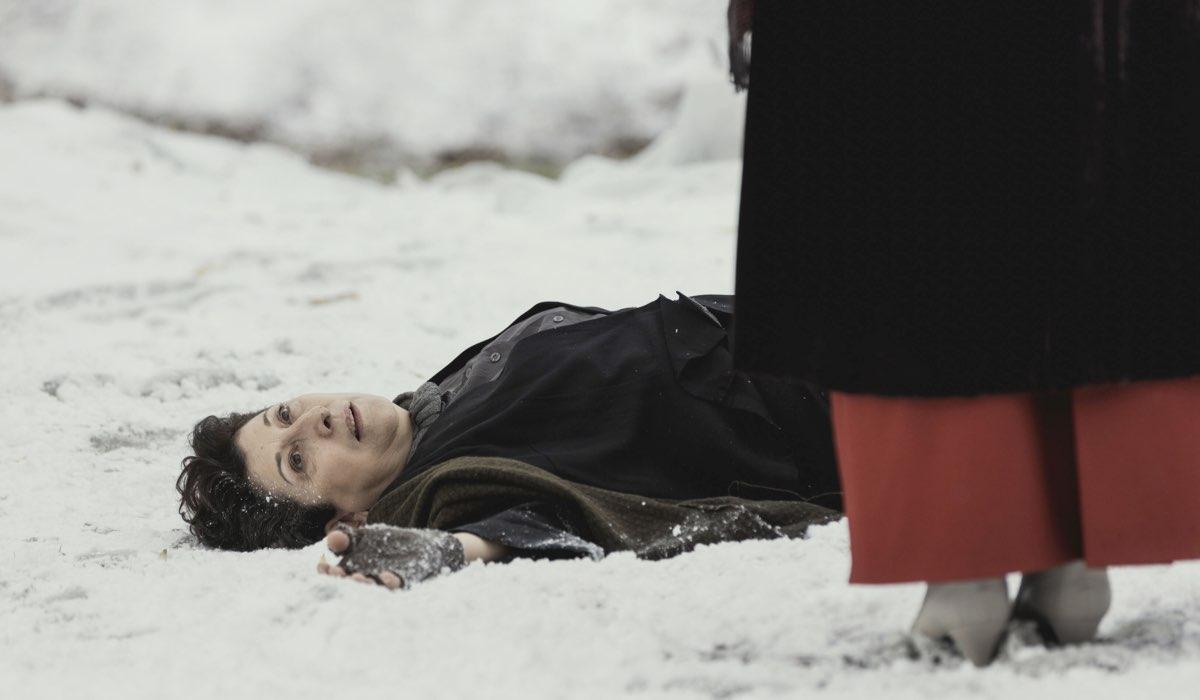 Ursula Muore In Una Vita Credits: Boomerang Tv