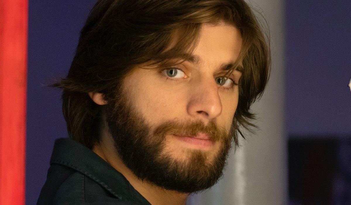 Angelo Spagnoletti (Daniel) In Generazione 56k. Credits: Netflix