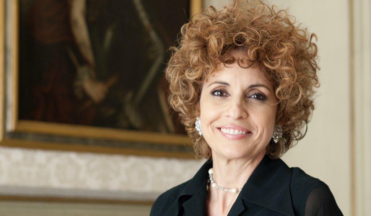 Attrice Adriana Ozores (Dona Teresa in Grand Hotel) Credits: Pablo Blazquez Dominguez/Getty Images