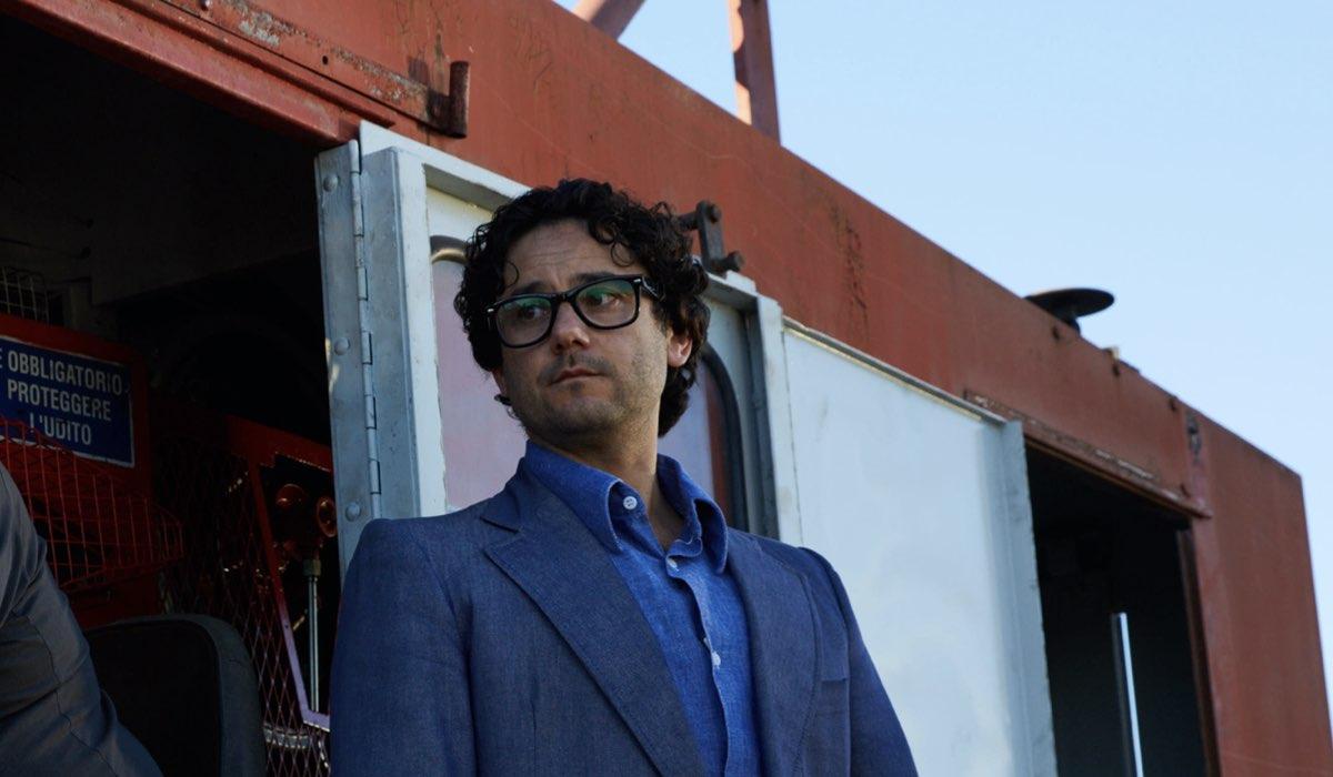 Beniamino Marcone Interpreta Marco In Alfredino. Credits: Lucia Iuoro/Sky