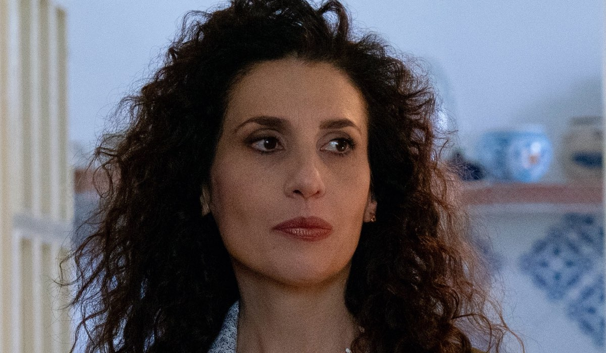Biancamaria D'Amato (Rosario) In Generazione 56K. Credits: Netflix