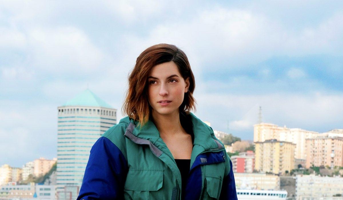 Blanca, qui Maria Chiara Giannetta. Credits: Rai
