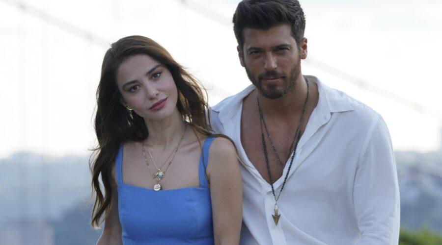 Can Yaman e Ozge Gurel In Mr Wrong In Prima Serata Credits: Mediaset