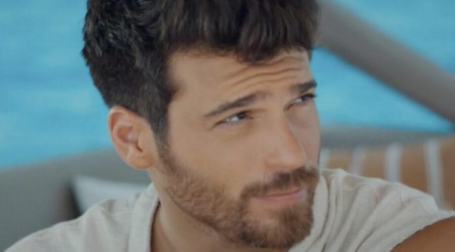 Can Yaman Sulla Barca In Mr Wrong Credits: Mediaset