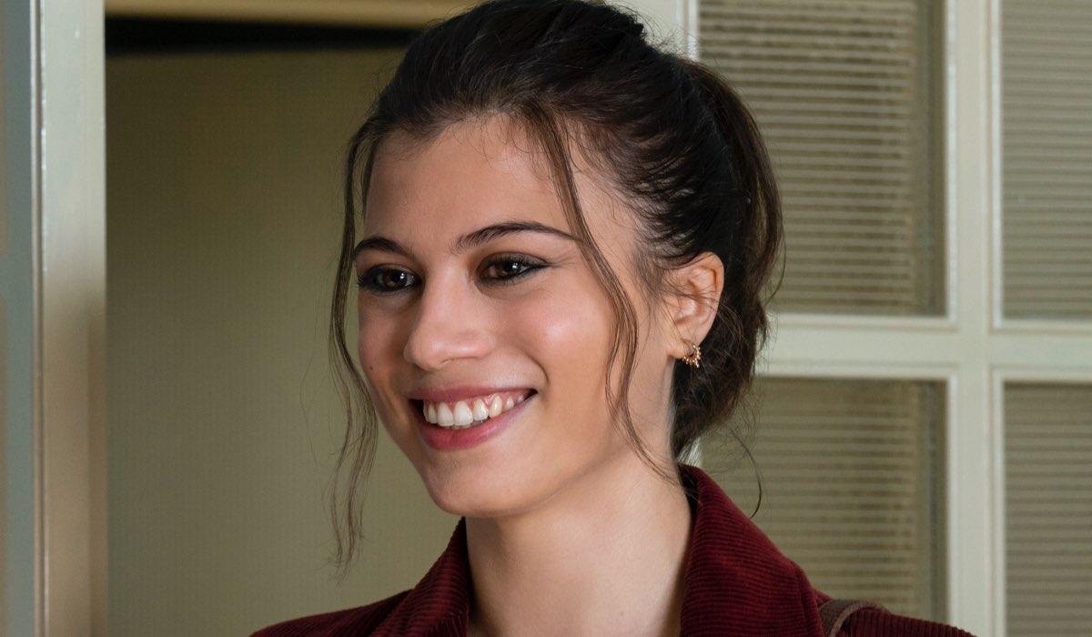 Cristina Cappelli (Matilda) In Generazione 56K. Credits: Netflix