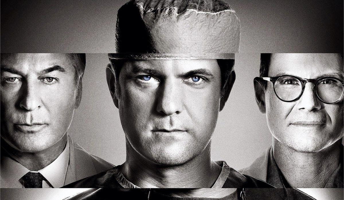 """""""Dr. Death"""", il poster della serie dal 12 settembre su Starzplay. Credits: Starzplay."""
