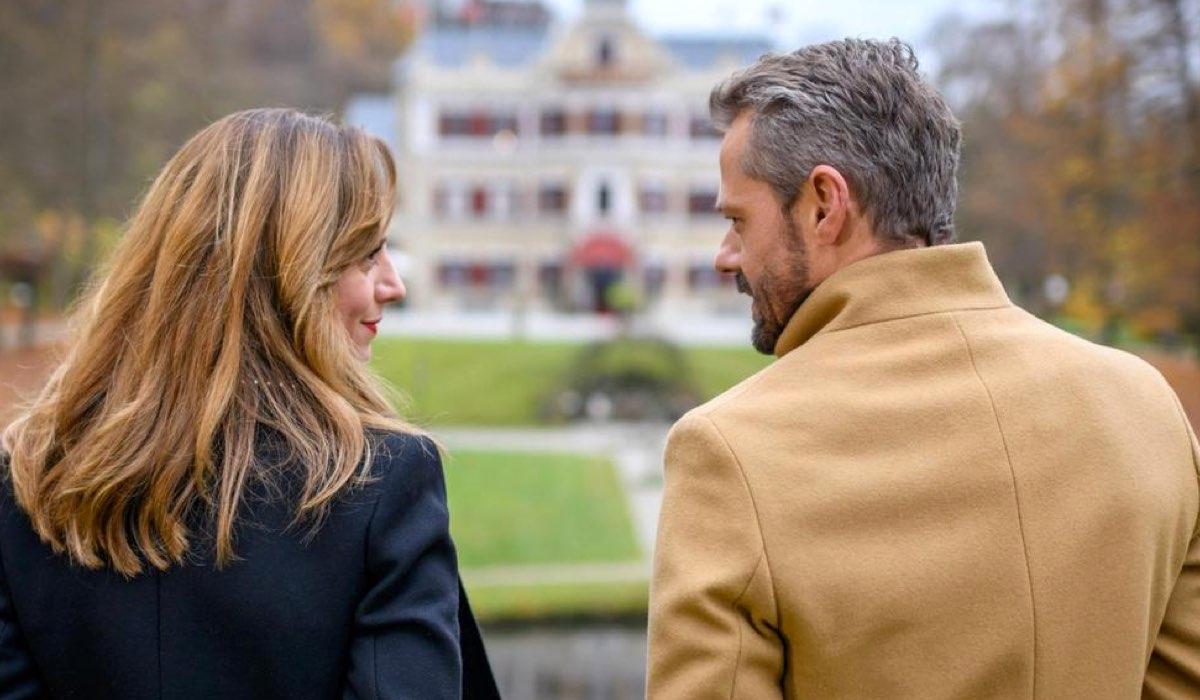 Erik e Ariane Fanno Piani In Tempesta D'Amore Credits: Das Erste