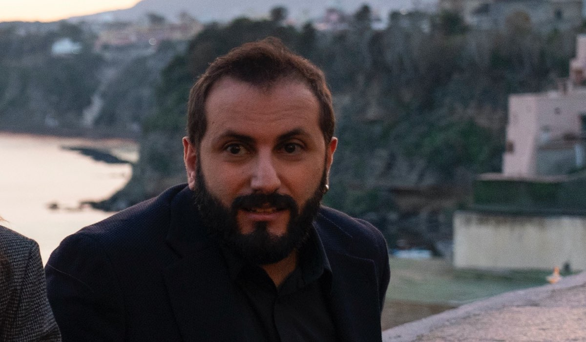 Fabio Balsamo (Sandro) In Generazione 56K. Credits: Netflix