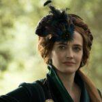 """Eva Green in una scena de """"I Luminari - Il Destino nelle Stelle"""". Credits: Sky"""