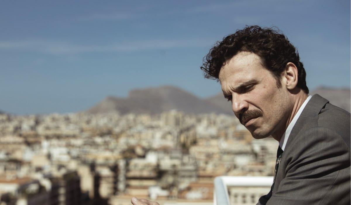 Il Cacciatore 3, qui Francesco Montanari. Credits: Rai