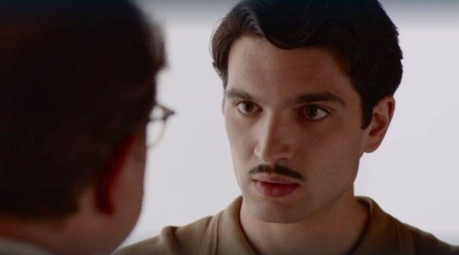 Il Paradiso Delle Signore 1, episodio 19: Roberto Landi interpretato da Filippo Scarafia. Credits: Rai