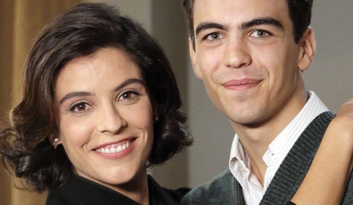 Il Paradiso Delle Signore 5: Beatrice Conti interpretata da Caterina Bertone e Pietro Conti interpretato da Andrea Savorelli. Credits: P. Bruni e Rai