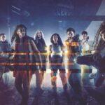 """""""Intergalactic"""", un'immagine delle protagoniste della serie. Credits: Sky Italia."""
