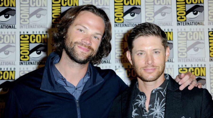 Jared Padalecki e Jensen Ackles. Credits: Foto Di Albert L. Ortega/Getty Images