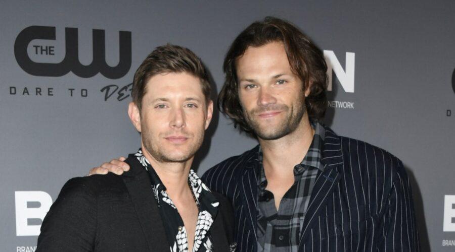 Da sinistra: Jensen Ackles e Jared Padalecki. Credits: Jon Kopaloff/Getty Images.