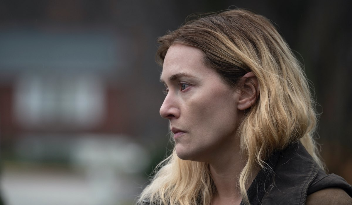 Kate Winslet (Mare) In Omicidio a Easttown. Credits: Sky