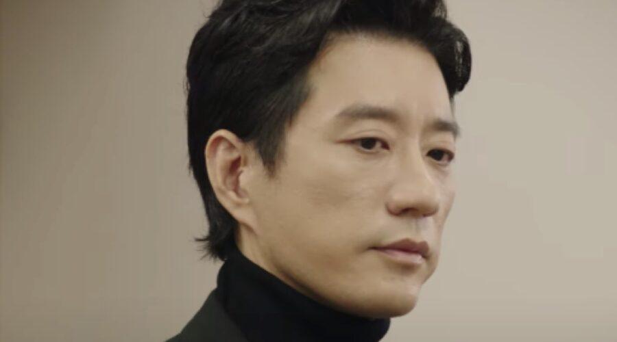 Kim Myung-min (Yang Jong-hoon ) in una scena dal Trailer ufficiale di Law School. Credits: Netflix