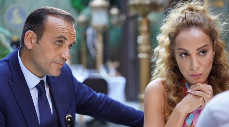 Gürgen Öz (Levent Yazman) e Fatma Toptas (Cansu Akman) In Mr Wrong Credits: Mediaset