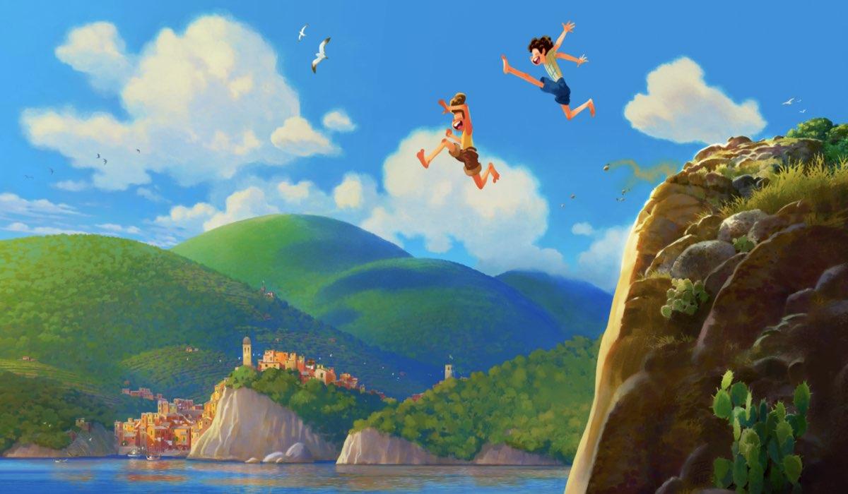 Locandina Promozionale Di Luca Credits: Disney Plus