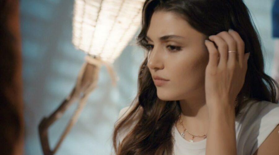Love Is In The Air, episodio 19: Eda Yıldız interpretata da Hande Erçel. Credits: Mediaset