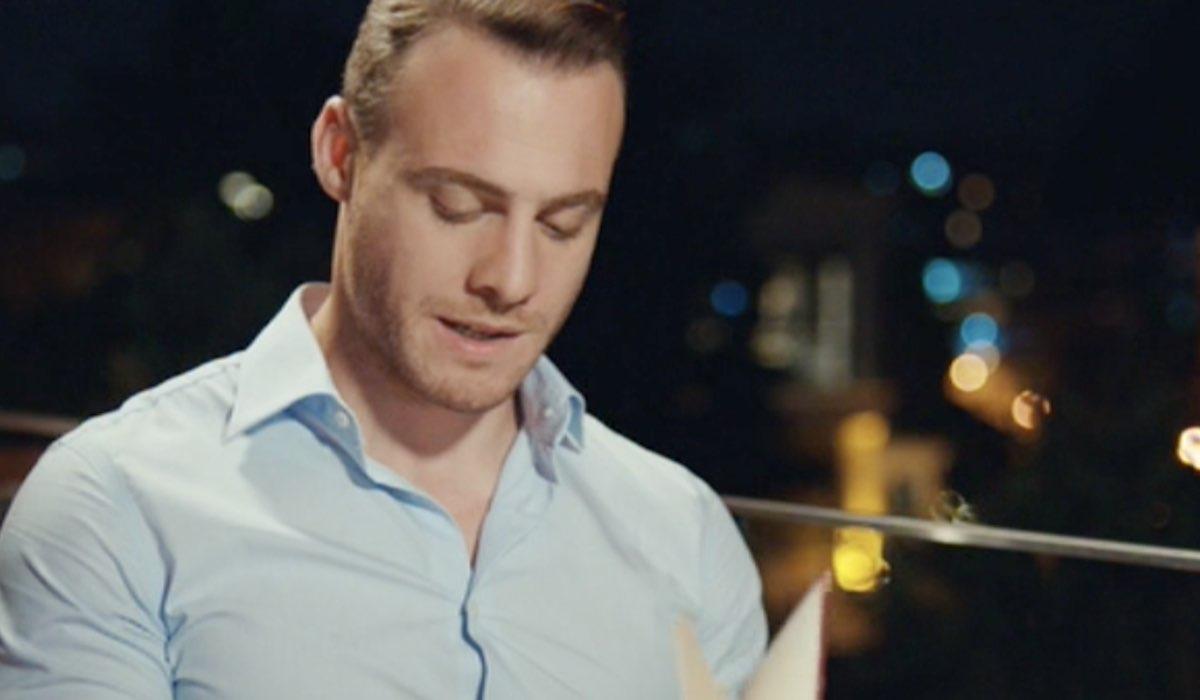 Love Is In The Air, episodio 21: Serkan Bolat interpretato da Kerem Bürsin. Credits: Mediaset