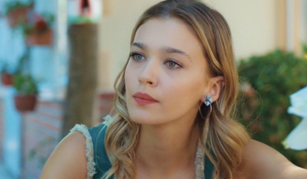 Love Is In The Air, episodio 20: Ceren Başar interpretata da Melisa Döngel. Credits: Mediaset