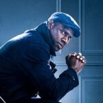 "Omar Sy nel poster di ""Lupin"". Credits: Netflix."