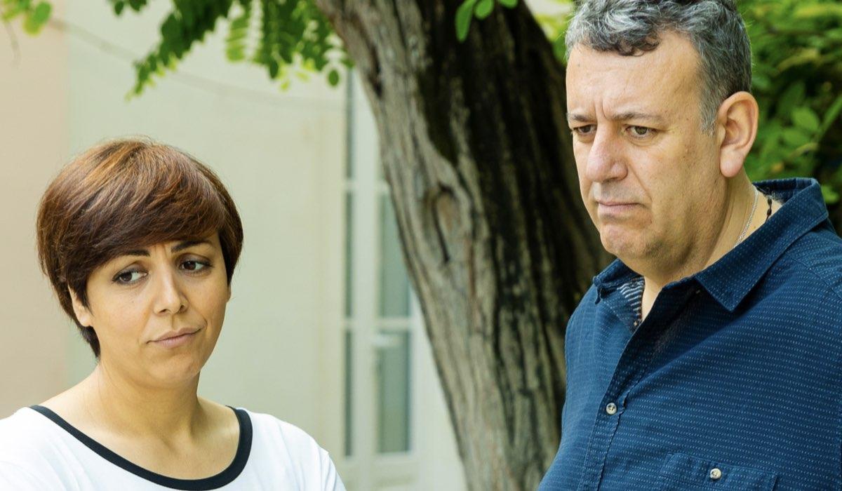Mariella (Antonella Prisco) e Guido (Germano Bellavia) insieme In Un Posto Al Sole. Credits: Rai