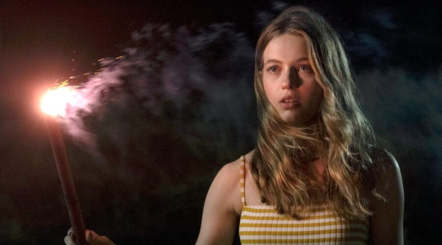 Olivia Welch In Panic. Credits: Amazon Prime Video