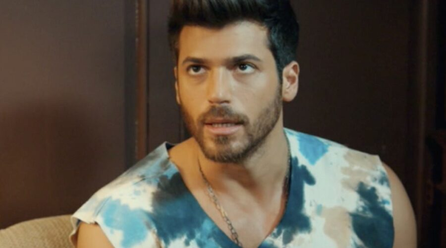 Ozgur (Can Yaman) stupito In Mr Wrong Credits: Mediaset