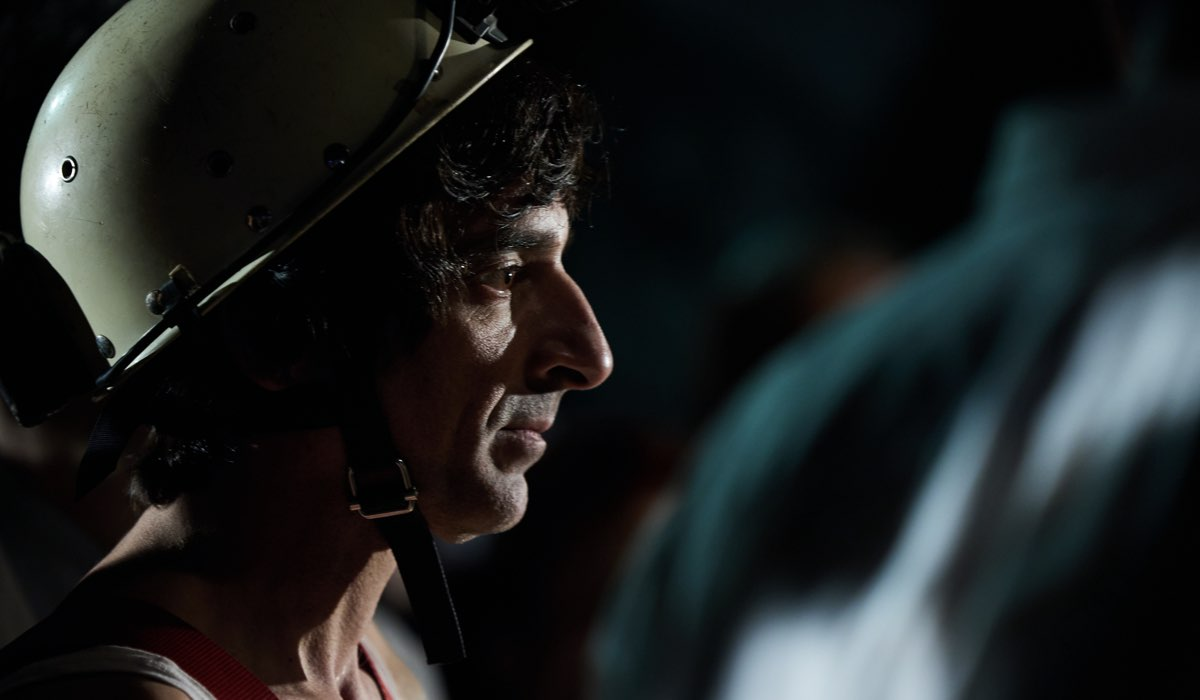 Riccardo De Filippis Interpreta Angelo In Alfredino. Credits: Lucia Iuoro/Sky