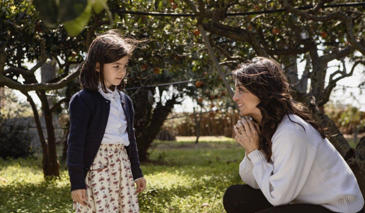 Sorelle Per Sempre, qui Donatella Finocchiaro e Viola Seggio. Credits: Rai