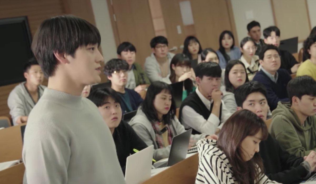 Una scena dal Trailer ufficiale di Law School. Credits: Netflix